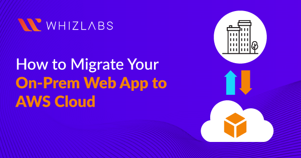 Migrate Your On-Prem Web App to AWS Cloud