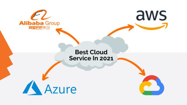 Best Cloud Service in 2021
