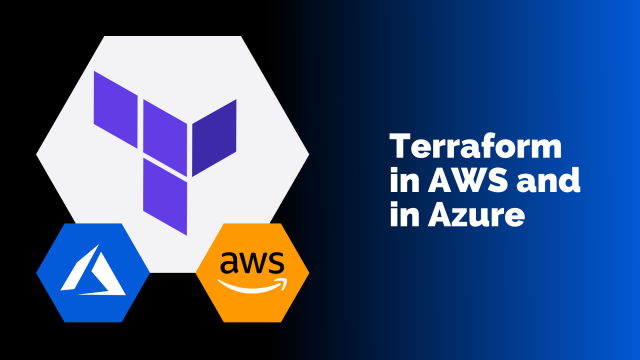 Terraform in AWS and in Azure