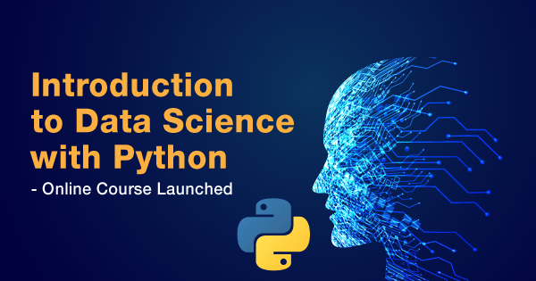 Introduction to Data Science with Python