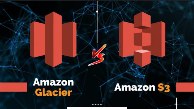 Amazon Glacier vs S3