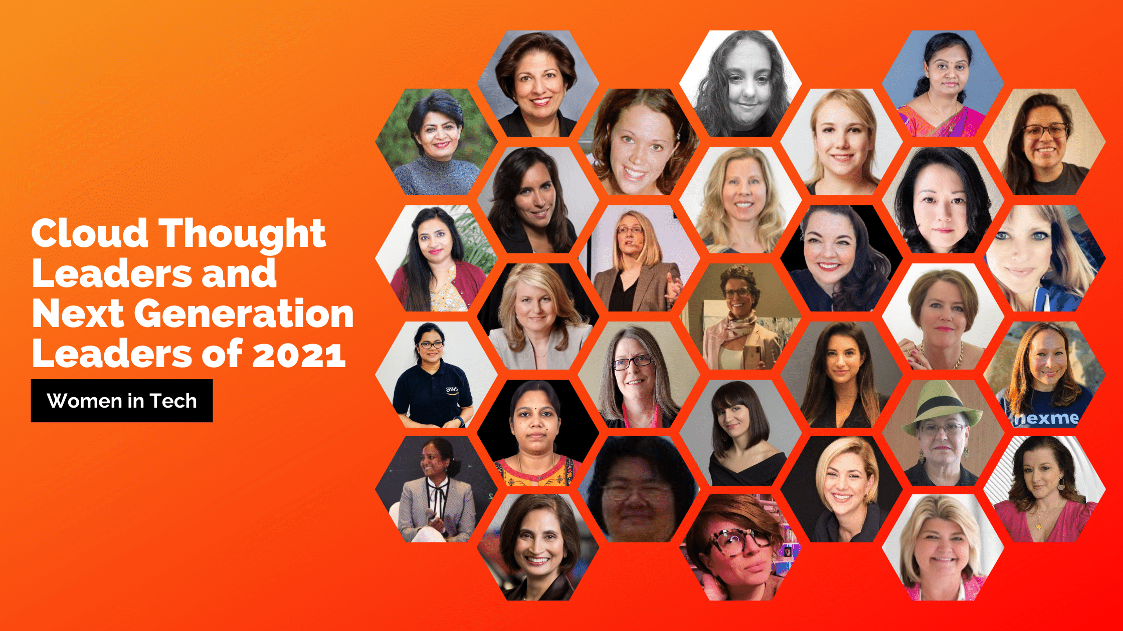 Women Thought Leaders of 2021