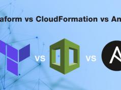 4. Terraform vs CloudFormation vs Ansible
