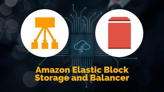 Amazon Elastic Block Storage and Balancer