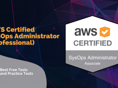 AWS Certified SysOps Administrator (Associate) - Best Free Tests and Practice Tests