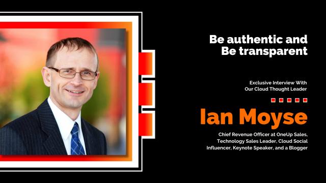 Ian Moyse - Interview