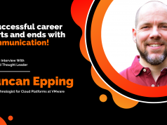 Duncan Epping - Interview - Cloud Thought Leader