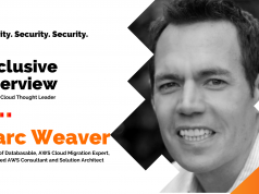 Exclusive Interview with Marc Weaver