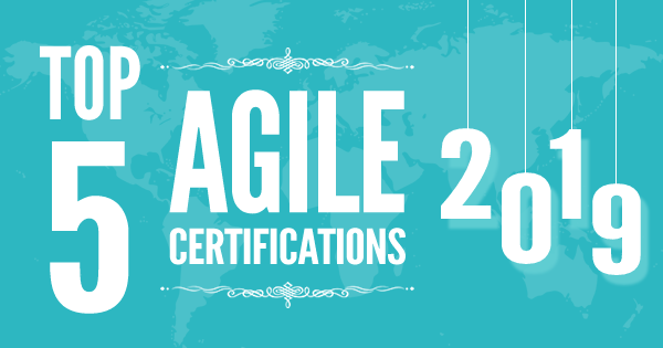 Top 5 Agile Certifications