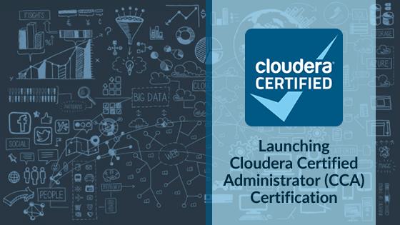 Cloudera Certified Administrator Certification