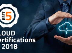 best cloud certification