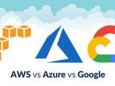 AWS vs Azure vs Google