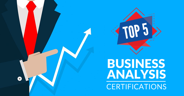 best business analysis certifications