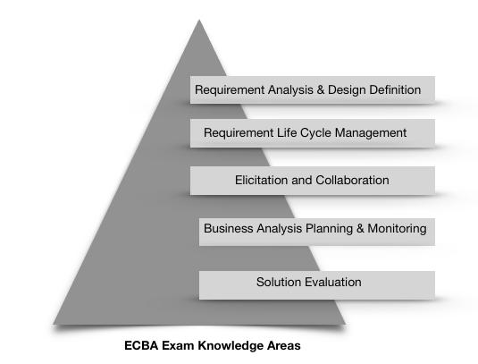 ECBA Certification Knowledge Areas