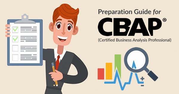 CBAP Certification Exam Preparation