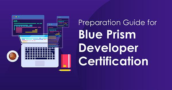 Blue Prism Developer Certification Preparation