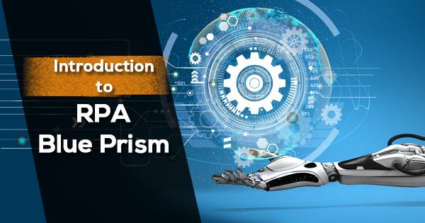 RPA Blue Prism