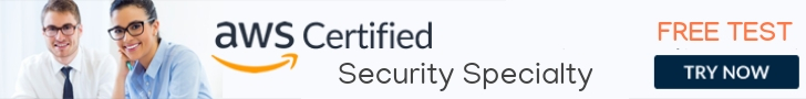 AWS Certified Security Specialty Free Test
