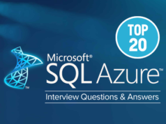SQL Azure Interview Questions