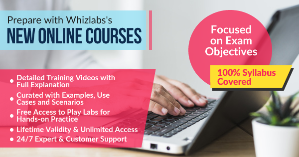 Whizlabs Online Courses