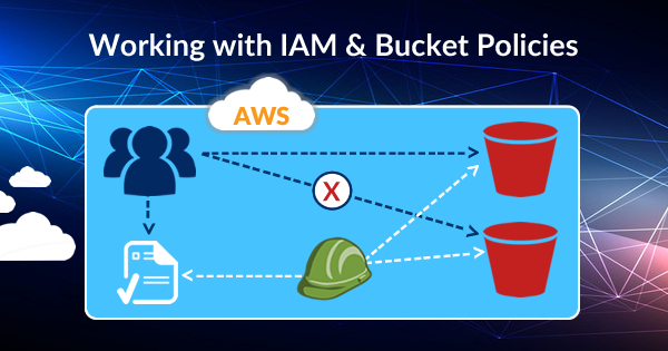 IAM and Bucket Policies