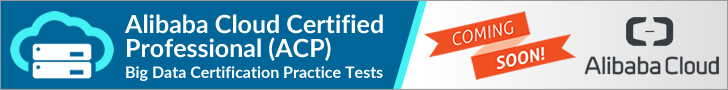 ACP Big Data Certification Banner
