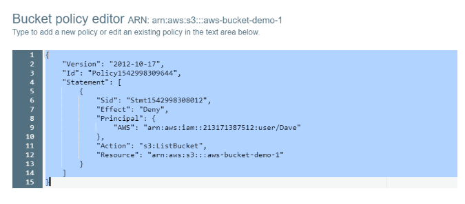 Working with IAM and Bucket Policies - Whizlabs Blog