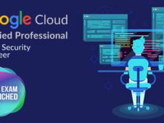 Google Cloud Certified Professional Cloud Security Engineer Beta Exam