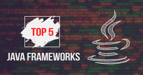 Top Java Frameworks