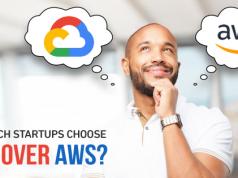 Google Cloud over AWS