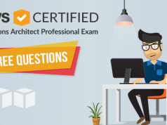 AWS Solutions Architect Professional exam questions