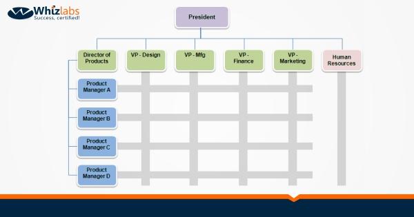 3.3 Matrix Organizations (weak, balanced, strong)
