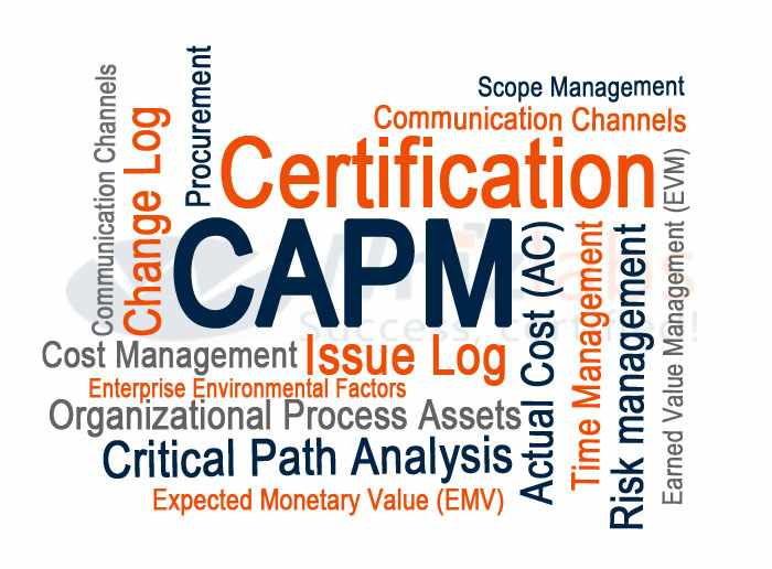 certified associate in project management The pmi offers two levels of project management certification certified associate in project management (capm) and project management professional (pmp.