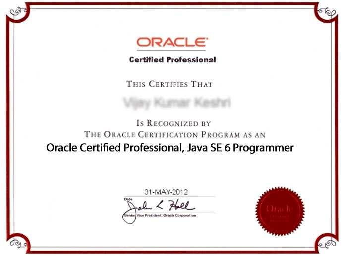 Ocpjpscjp 6 sun certified java programmer certification oracle certified professional java se 6 programmer fandeluxe Gallery