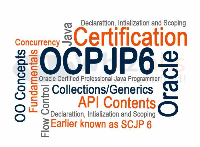 OCPJP/SCJP 6 (Sun Certified Java Programmer) Certification ...