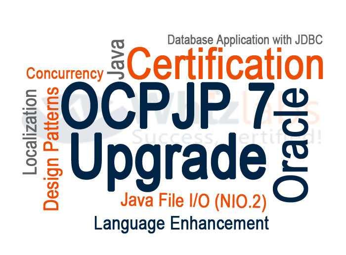 Ocpjpscjp 7 Urgrade Sun Certified Java Programmer Exam Preparation