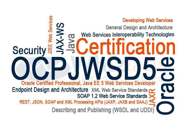 OCPJWSD 5/SCWSD 5 (Sun Certified Web Services Developer ...