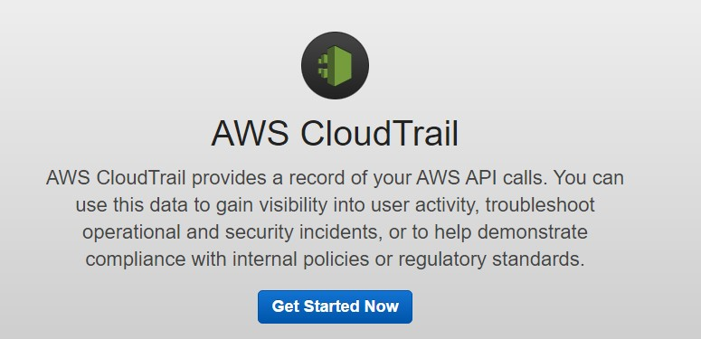 Getting Started with CloudTrail