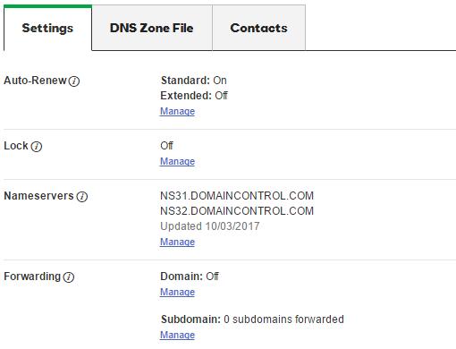 AWs S3 - DNS Settings