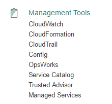 Goto Management Tools and select OpsWorks
