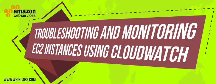 How to troubleshoot and monitor using CloudWatch?