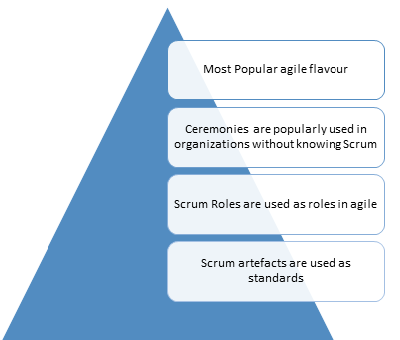 Reasons which drives Scrum knowledge