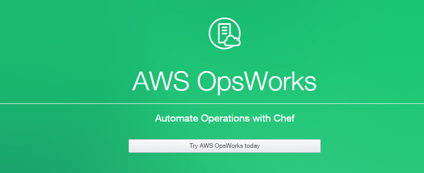 AWS Opsworks Chef Automation Tool