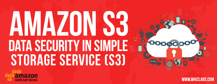 How to secure data in Amazon S3?
