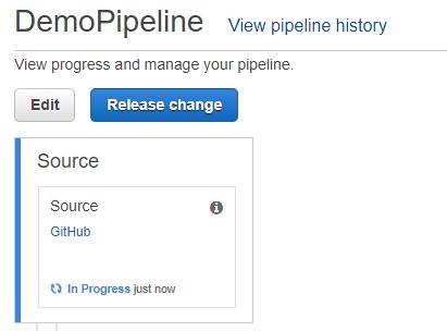 code pipeline