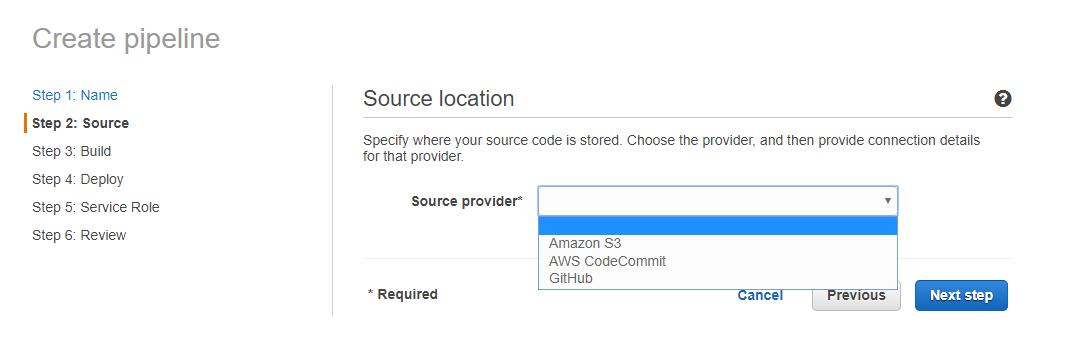 Source Provider