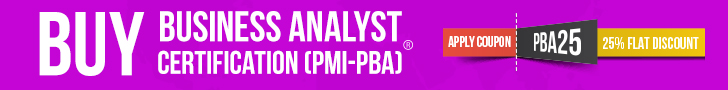 PMI PBA Coupon