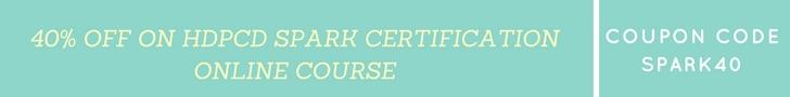spark Certification
