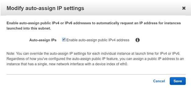 VPC Connection