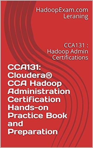 cloudera CCA Hadoop Administration